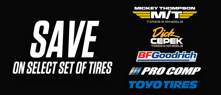 TAW Save Tires