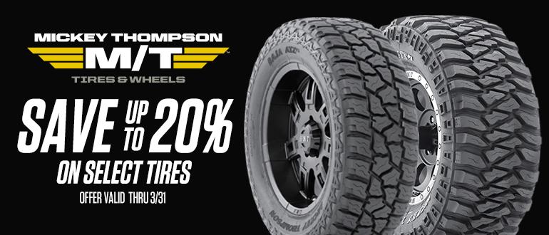 MT Tires