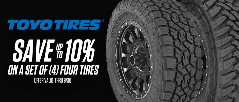 TAW September Toyo Tires