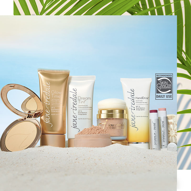 SAVE 20% ON ALL SPF PRODUCTS