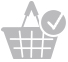 checkout basket icon
