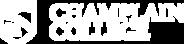 Champlain Colelge Shield and Wordmark