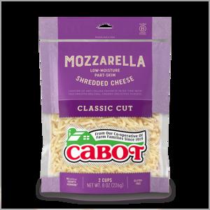 Mozzarella Part-Skim Shredded Cheese package image