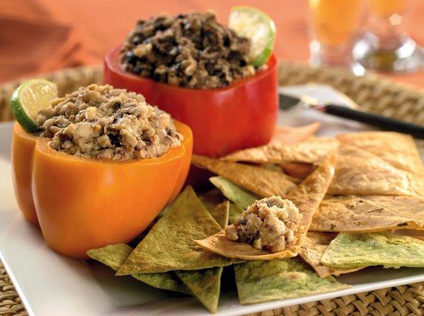 Cabot Habanero Cheddar & Black Bean Dip