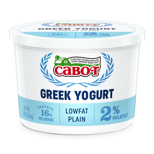 Lowfat Plain Greek Yogurt