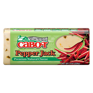 Pepper Jack Cheese Dairy Bar