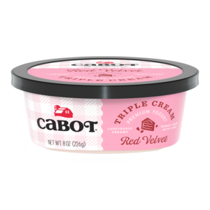 Triple Cream Red Velvet Yogurt