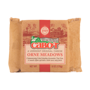 Founders' 1919 Collection: Orne Meadows Cheddar Cheese
