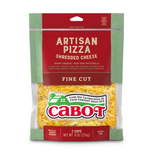 Artisan Pizza Shredded Cheese