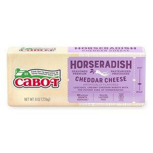 Horseradish Cheddar Cheese