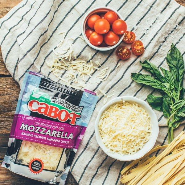 Shredded Mozzarella Part-Skim Cheese