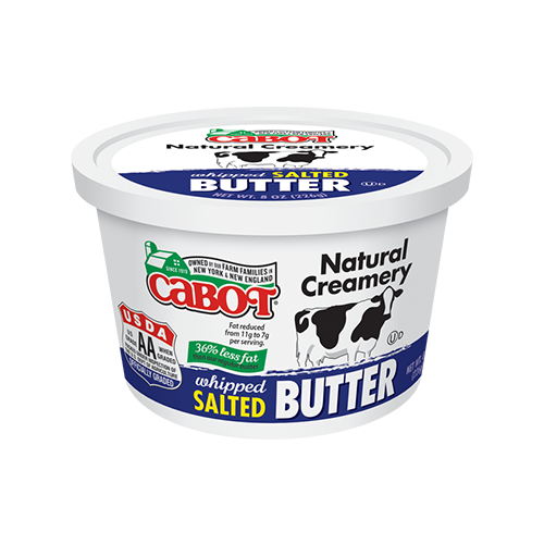 Whipped Salted Butter