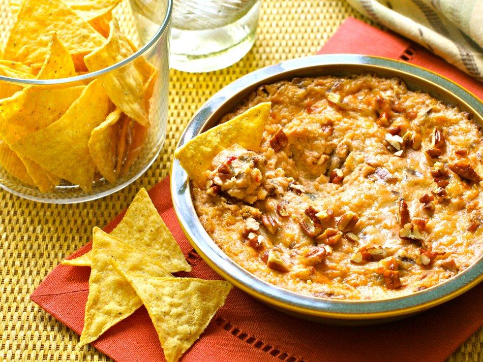 BBQ Pecan & Cabot Habanero Cheddar Dip