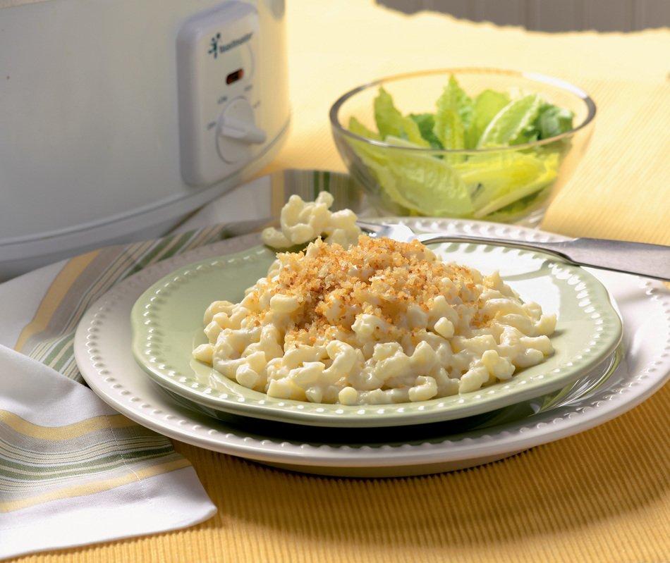 Slow Cooker Macaroni U0026 Cheese