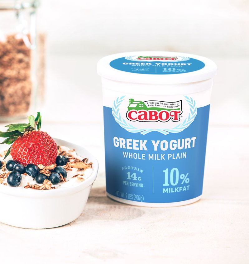 Plain Greek Yogurt