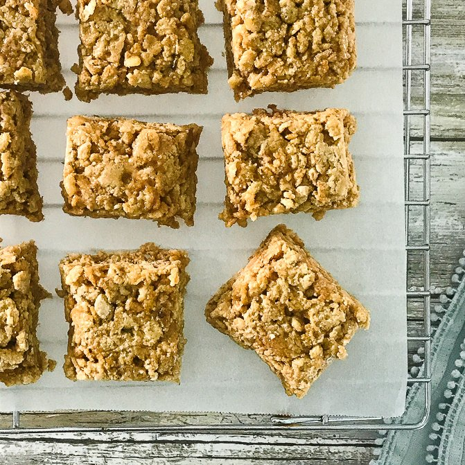 Protein Cereal Bars