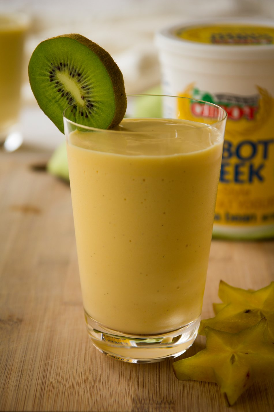 Tropical Paradise Smoothie