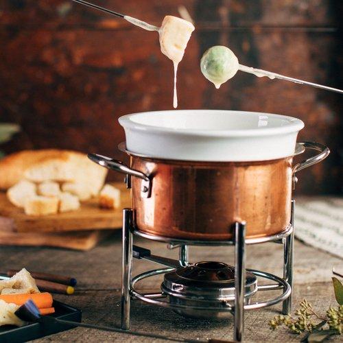 Cabot Sharp Cheddar Fondue Recipe
