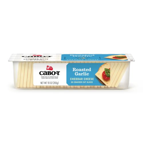 Roasted Garlic Cheddar Cheese
