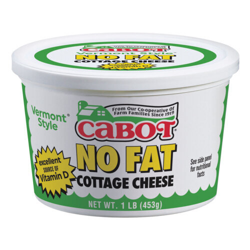 No Fat Cottage Cheese 1 lb