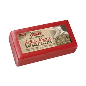 Artisan Reserve Cheddar Cheese
