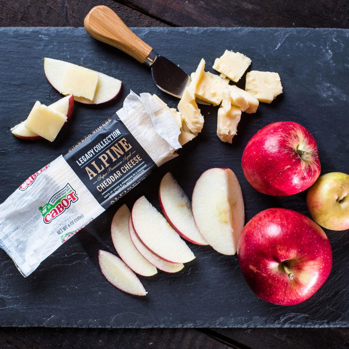Alpine Cheddar Cheese