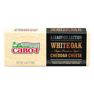 White Oak Cheddar Cheese