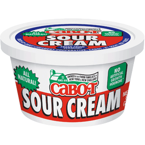 Sour Cream 8 oz