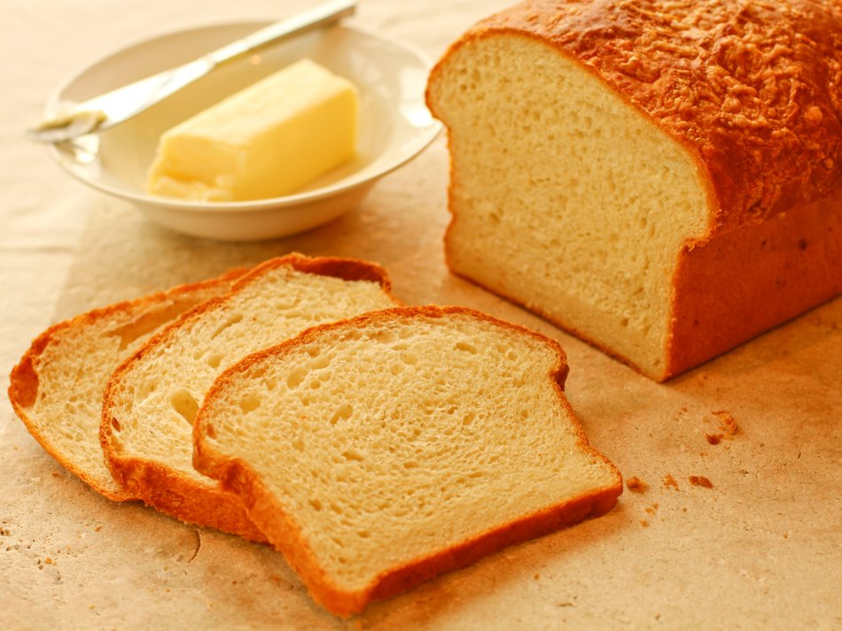 Golden Cheddar Bread