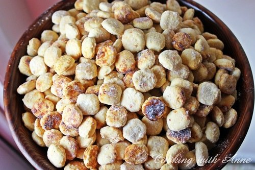 Cheddar Italian Cracker Snacks