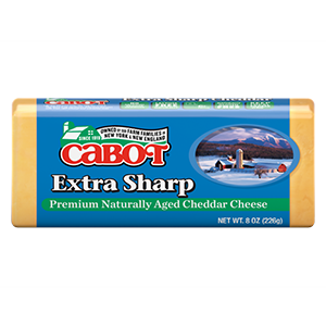 Extra Sharp Yellow Cheddar Cheese