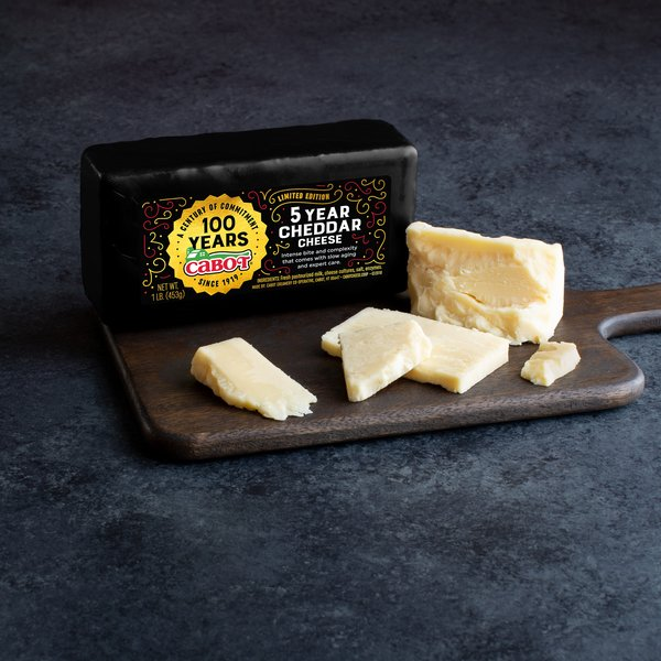 Centennial 5 Year Cheddar Cheese