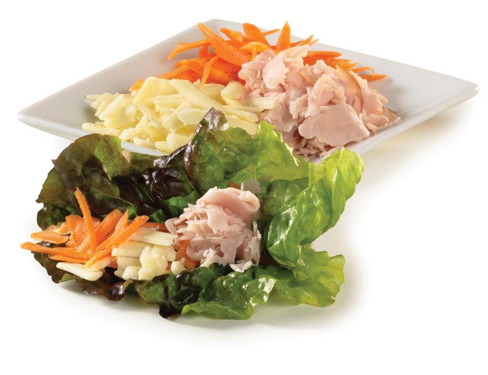 Lettuce Roll-Ups