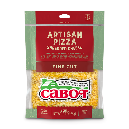 Artisan Pizza Shredded Cheese