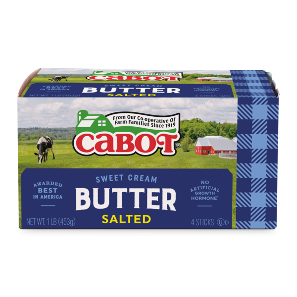 Salted Butter 1 lb