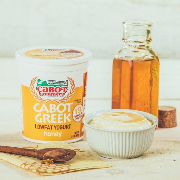 Honey Lowfat Greek Yogurt