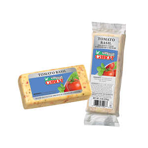 Tomato Basil Cheddar Cheese Deli
