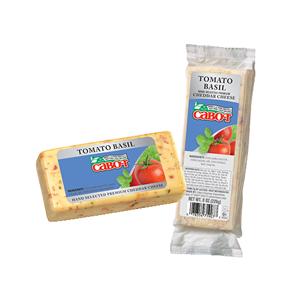 Tomato Basil Cheddar Cheese Deli Bar