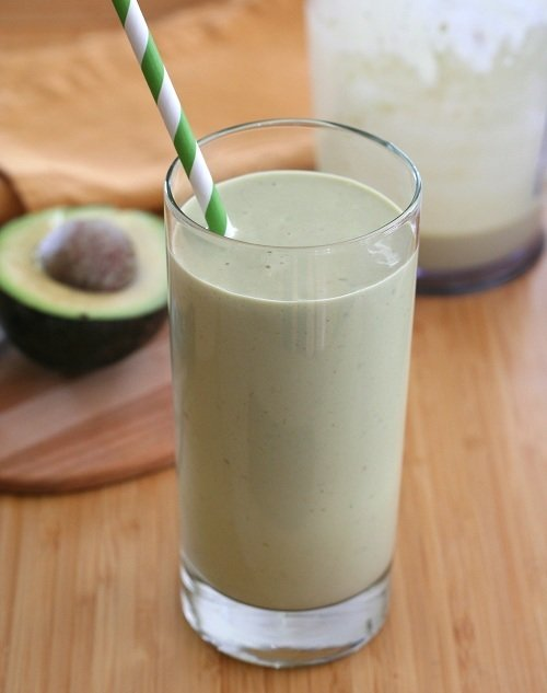 Avocado & Green Tea Power Shake