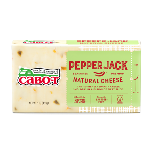 Pepper Jack Cheese 1 lb