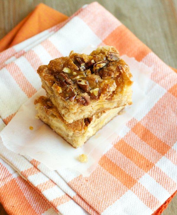Caramel-Apple Pecan Bars