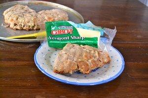 Apple Cheddar Gluten-Free Scones