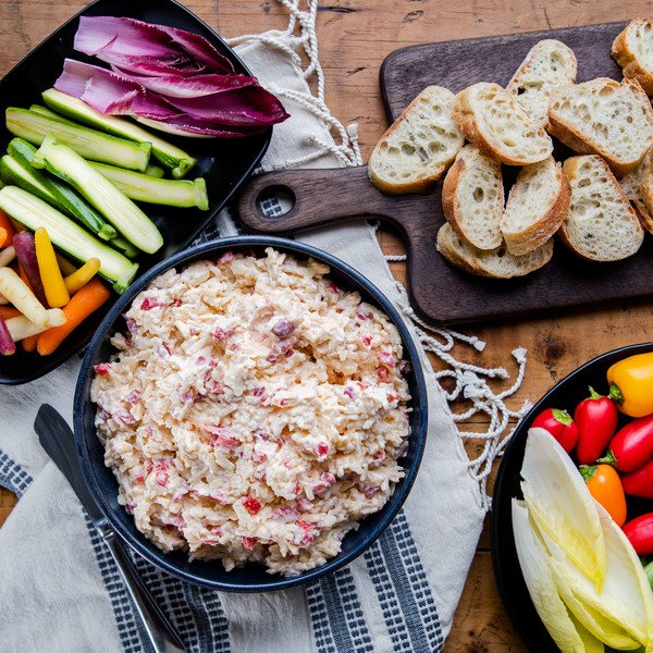 The Best Pimento Cheese