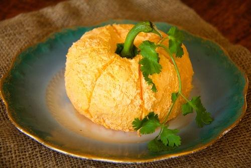 Pumpkin Holiday Cheese Ball