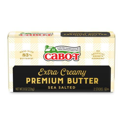 Premium Sea Salted Butter