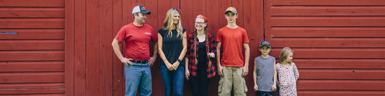Lucas Dairy Farm LLC