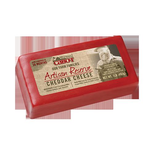 Artisan Reserve Cheddar Cheese