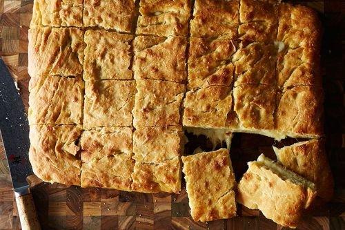 Focaccia Grilled Cheese Recipe