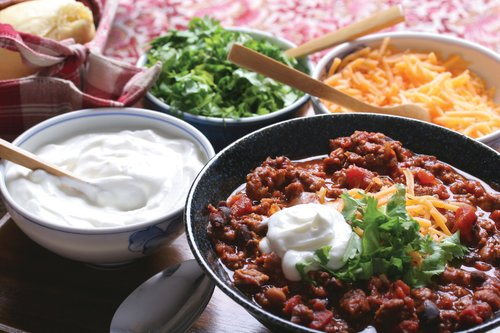 Hearty & Spicy Chili Recipe