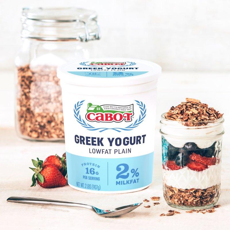 Lowfat Plain Greek Yogurt